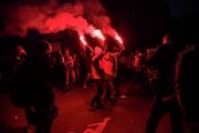 «Марш на Елисейский дворец» перерос в погромы