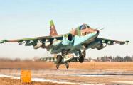 Минобороны РФ: Пилот сбитого в Сирии Су-25 погиб