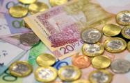 Почти половину своей зарплаты белорусы тратят на питание
