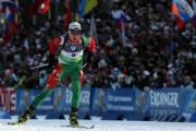 Дарья Домрачева заняла 5-е место в масс-старте на чемпионате мира по биатлону в Рупольдинге