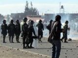 В Перу полиция убила трех демонстрантов