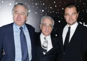 Apple поможет Скорсезе доснять фильм с участием Ди Каприо и Де Ниро