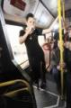 «Бейонсе» и «Элвис Пресли» пели в гродненском автобусе