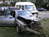 В Минске невнимательность водителя привела к ДТП, один человек пострадал