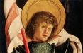 Святы Юрый - легендарны воін Хрыста, чыё імя носіць Папа, беларускі біскуп і цэлая краіна