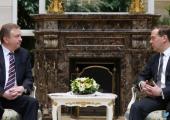 Медведев и Кобяков обсудили перспективы экономического сотрудничества