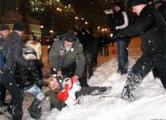 В Минске разогнана акция оппозиции в День святого Валентина (Фото, видео)