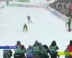 Женская сборная Беларуси заняла 5-е место в Кубке наций по биатлону по итогам сезона