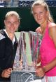 Виктория Азаренко выиграла теннисный турнир в Индиан-Уэллсе и заработала $1 млн.