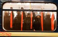 Белоруски устроили перформанс в метро
