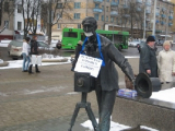 Молодые европейские федералисты  призывают освободить Беларусь (Фото)