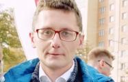 В дом блогера и активиста «Европейской Беларуси» Алеся Круткина ломится милиция
