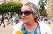 Минчанка: Лукашенко нужно привлечь к уголовной ответственности