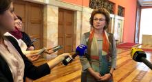 Щеткина пообещала повысить пенсии, но не сказала насколько