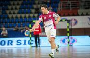 Белорус Пуховский в третий раз признан лучшим гандболистом чемпионата Украины