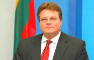 Линас Линкявичюс: Следует оказывать большее давление на Россию