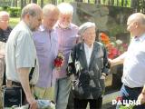 Минчане провели акцию в память о Василе Быкове