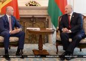 Лукашенко премьер-министру Молдовы: мы в течение максимум года организуем у вас любое производство