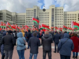 Акция в поддержку Лукашенко пройдет 25 октября
