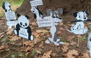 В Гродно появились мультгерои, поддерживающие рабочих заводов