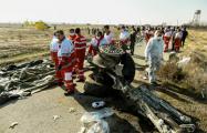Крушение украинского самолета в Иране: что известно