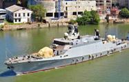 Китайский двигатель для новейшего боевого корабля РФ сломался