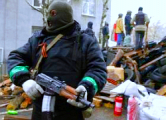 Террористы захватили автобус с миссией ОБСЕ в Славянске
