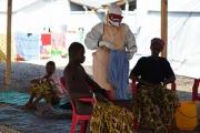 В Сьерра-Леоне из-за Эболы отменили Рождество