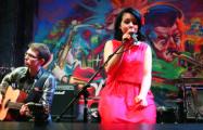 Полина Республика спела по-белорусски на шоу «Х-Фактор» в Киеве