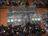 Украинец на белорусской границе лишился 600 контрабандных телефонов