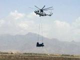 Россияне эвакуировали сбитый в Афганистане американский вертолет
