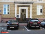 Гомельские чиновники паркуются на местах для инвалидов