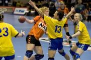 Гандболистки сборной Беларуси обыграли азербайджанок в евроквалификации
