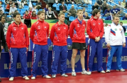 Сборные Беларуси победили в матчах чемпионата мира по настольному теннису