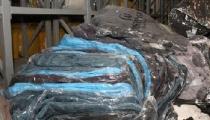 Брестские таможенники задержали партию одежды на Br700 млн.