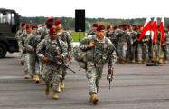 Польша направит в страны Балтии роту солдат