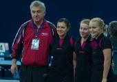 Белорусы победили россиян на командном чемпионате мира по настольному теннису