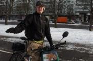Александр Дещенко: «Велосипедисты могут существовать, если несут свой велосипед на плече»
