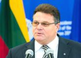 Линкявичюс: Санкции против РФ отложены, чтобы не сорвать переговоры