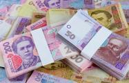 За год реальная зарплата в Украине выросла на 10%