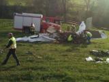 Шесть человек погибли в результате крушения самолета в Швейцарии