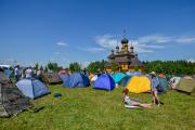 Под Минском празднуют 600-летие Грюнвальдской битвы