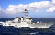 Американский эсминец с ракетами «Томагавк» вошел в Средиземное море