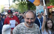 Пашинян отказался от переговоров с главой правительства Армении
