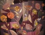 Тканые картины представлены на выставке латвийского текстиля в Витебске