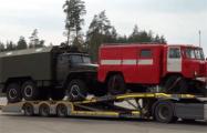 Литва не пустила грузовик из Беларуси: он может использоваться как военный