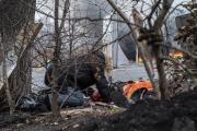 Медсестра из Львова: Огонь был плотный, грохот выстрелов не прекращался