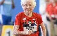 102-летняя спортсменка по прозвищу «Ураган» установила два мировых рекорда
