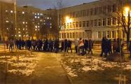 Тракторный, Велозавод и Серебрянка вышли на совместный субботний марш