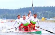 Белорусы завоевали 10 наград на ЧЕ по гребле на байдарках и каноэ
